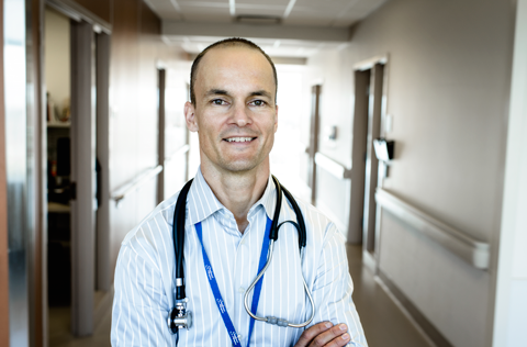 "Calgary's Dr. Scott Wakefield poses a provocative question: ""Does each person need their own family doctor?"" He's not the first to ask."