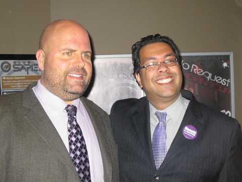 Mayor of Calgary Naheed Nenshi