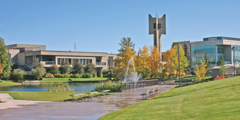 In 2009 Mount Royal became Calgary's second university.