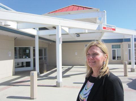 Whitecourt Hospital has many deficiencies, says mayor Maryann Chichak