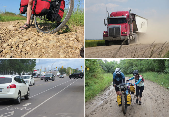 Shattered Dream-The Trans Canada Trail has become a