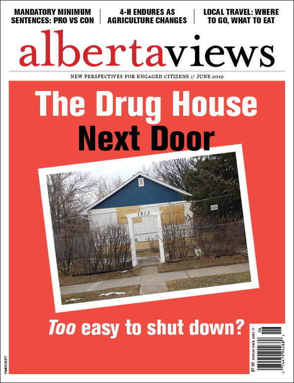 Alberta Views - The Magazine for Engaged Citizens